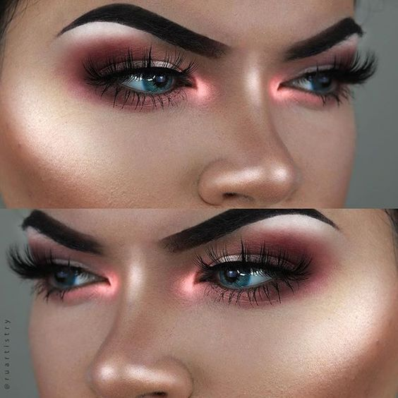 How To Make Your Brown Eyes Pop Howto