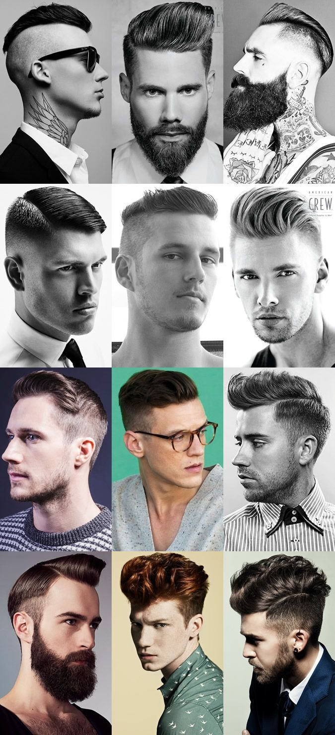 Phenomenal Men Haircuts Mens Hair Gives The Latest Mens Hairstyles And Modern Schematic Wiring Diagrams Phreekkolirunnerswayorg