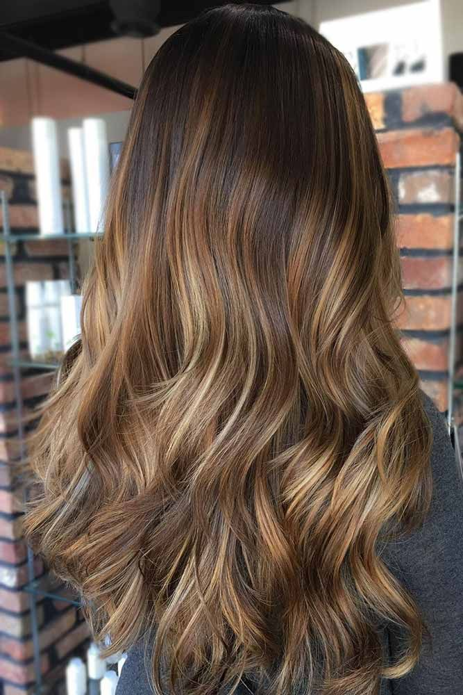 Highlighted Hair Looks Fab Whether Your Base Color Is Light Or Dark And Here