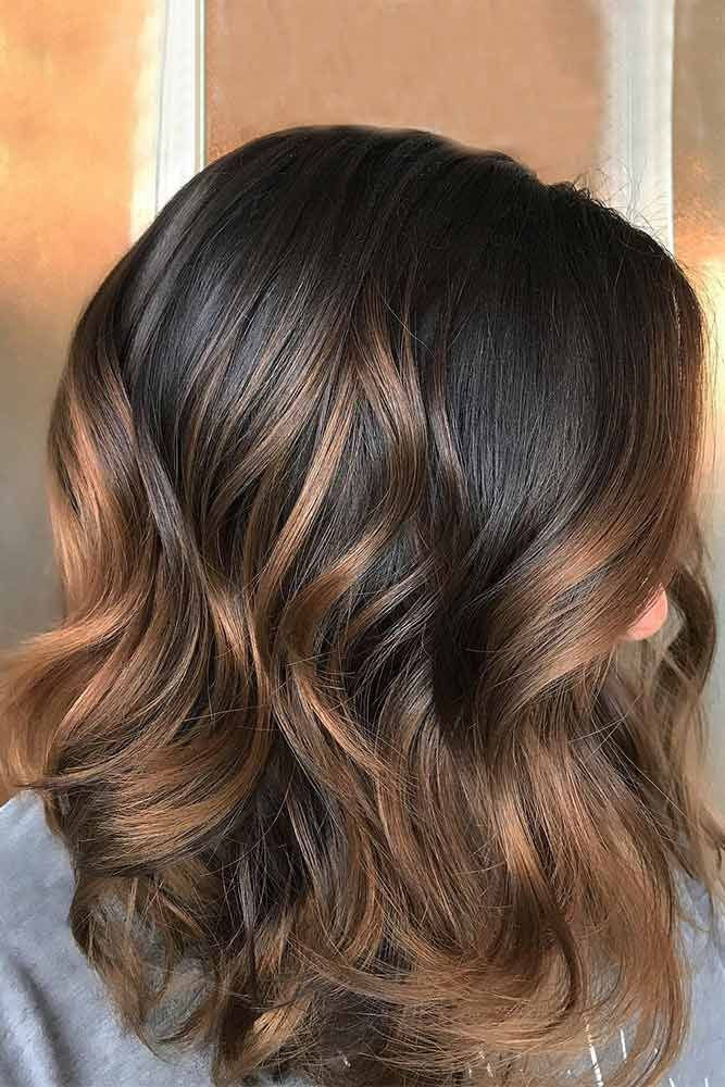 Hair color 2017 2018 highlights for dark brown hair are all highlights for dark brown hair are all different and it will take you a while to pmusecretfo Images