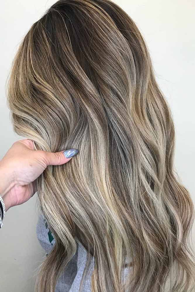 Hair Color 2017 2018 These Days Blonde Balayage Is Not