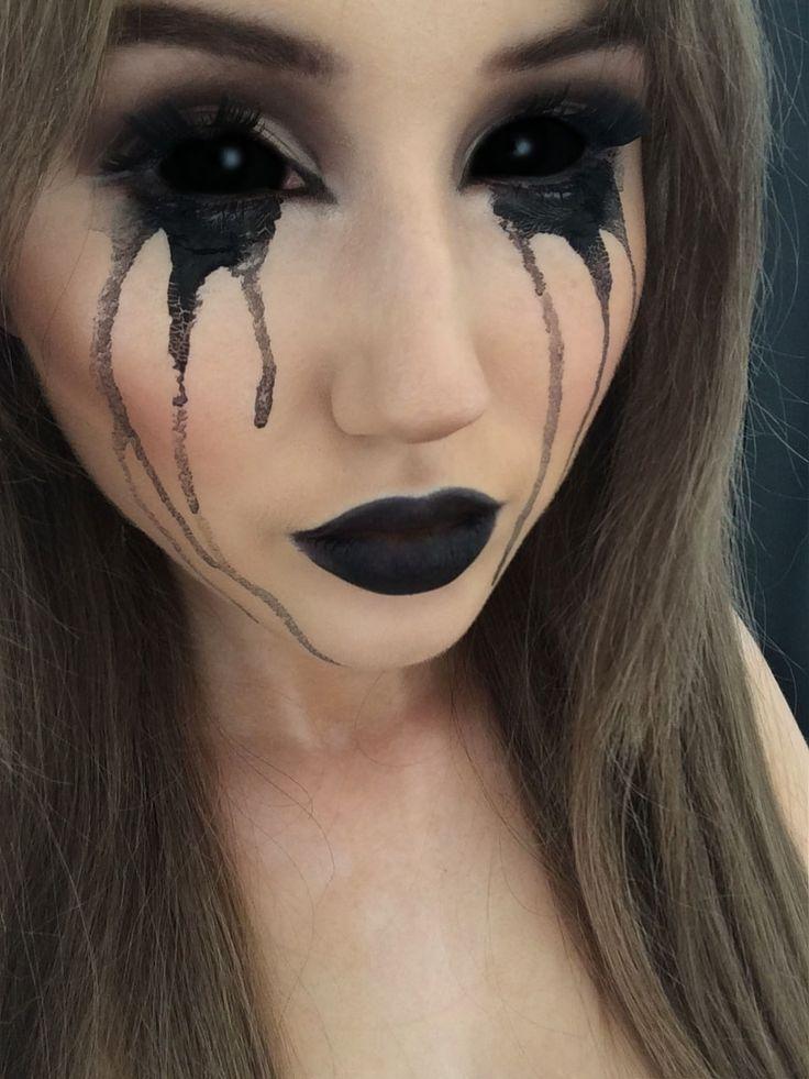4cae3fb4567 makeup-ideas-2017-2018-halloween-makeup-and-alien-makeup.jpg ...