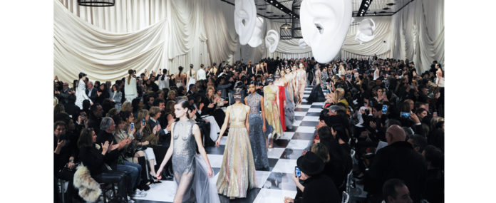 Paris Fashion Week First Day
