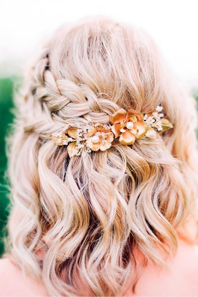 Best 25 Short Prom Hair Ideas On Pinterest
