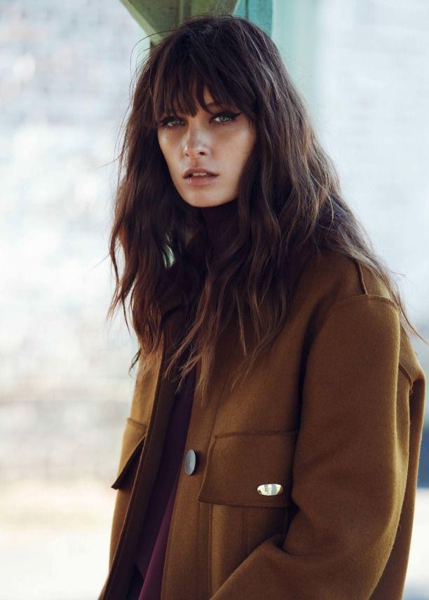 Best 25+ Bangs wavy hair ideas on Pinterest | Wavy bangs, Curly ...