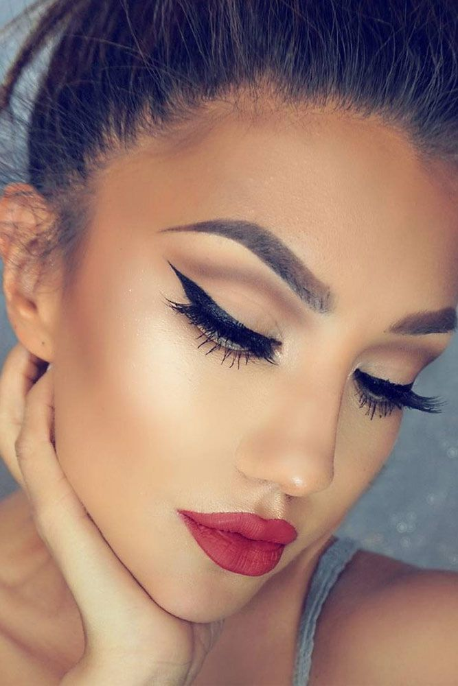Holiday Makeup 2017 Looks