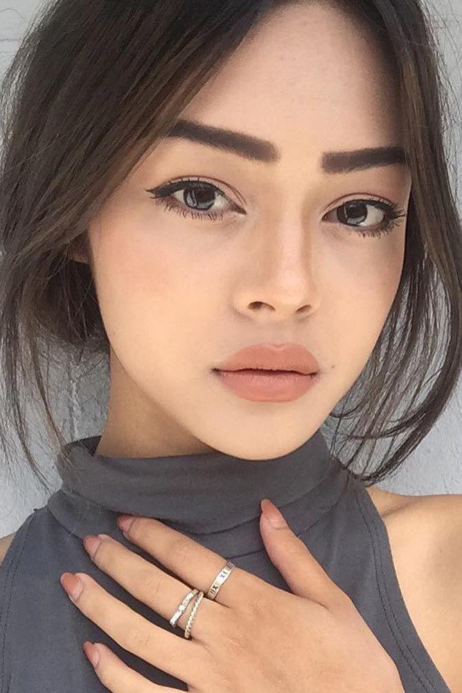 ... the 25 best natural makeup looks ideas on natural makeup tutorials simple wedding makeup and bridesmaid ...