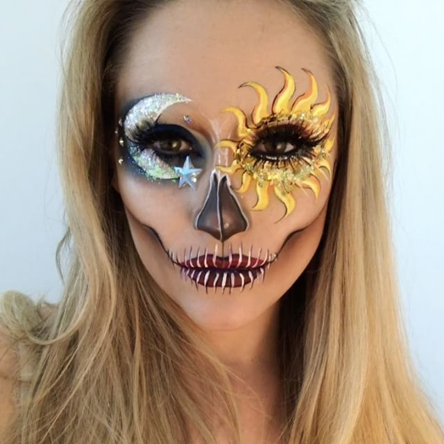 makeup ideas 2017 2018 so spooky so beautifuljpg