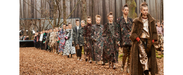 Chanel FW 2018/19 Ready-To-Wear Collection