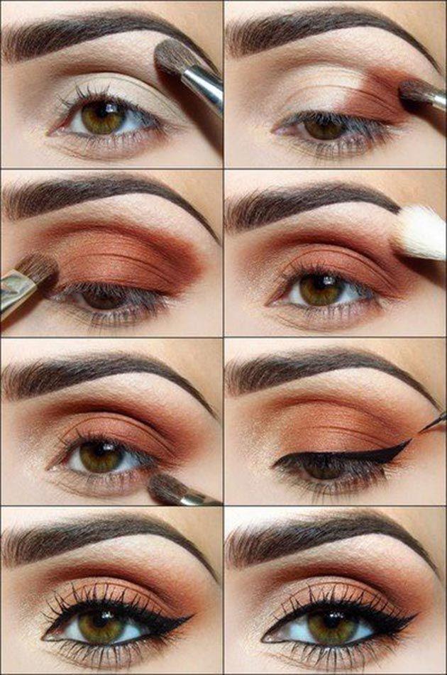 Asian Makeup Cat Eyes