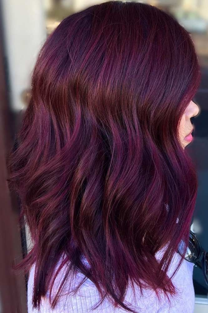 1524526035hair Color 2017 2018 Check Out These Gorgeous Burgundy