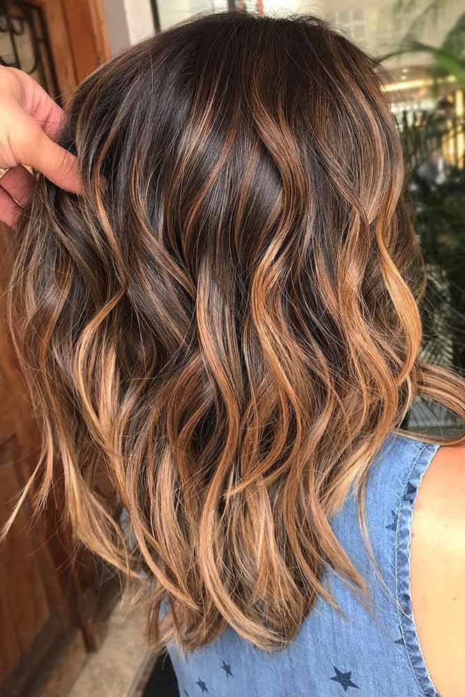 hair color 2017 2018 highlighted hair is really glamorous whether it is ombre sombre or. Black Bedroom Furniture Sets. Home Design Ideas