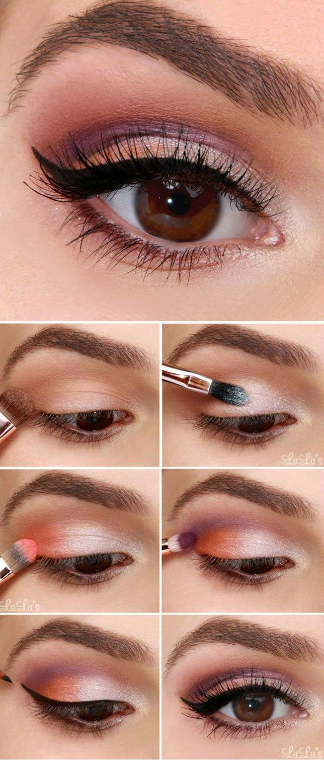 Night Eyeshadow Tutorials Blog Lulu S