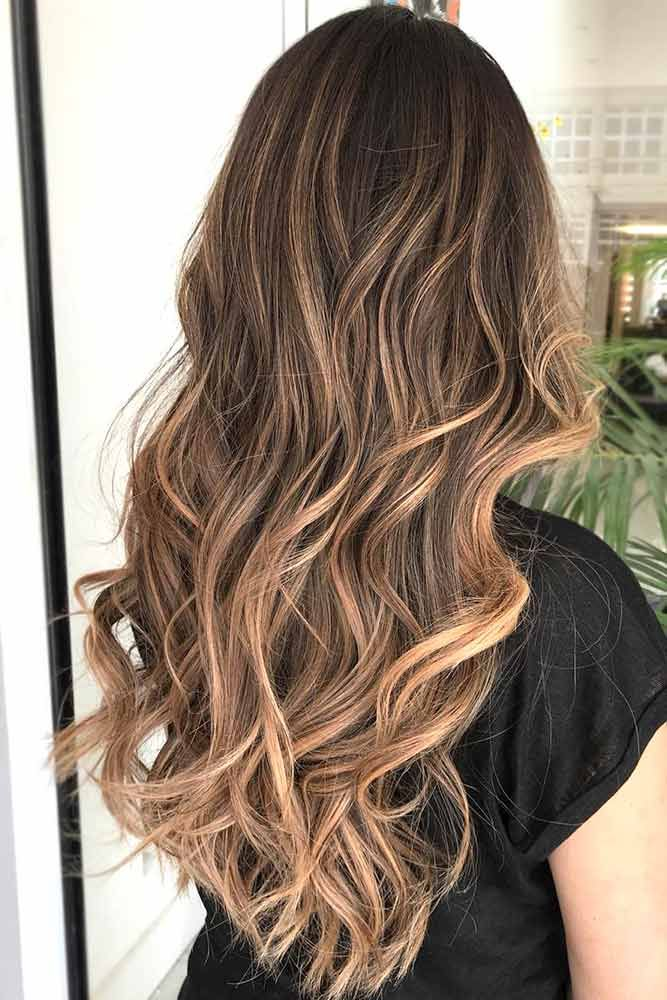 Hair Color 2017 2018 Highlighted Hair Is Really Glamorous Whether