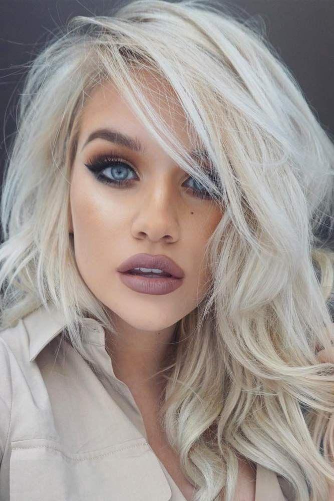 hair color 2017 2018   best platinum blonde hair colors
