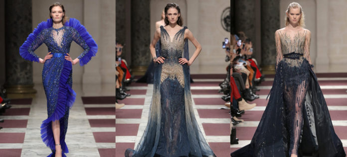 Designer Ziad Nakad presents Orion Collection for Spring-Summer 2019