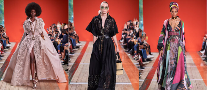 Elie Saab SS 20 Ready-to-Wear Collection
