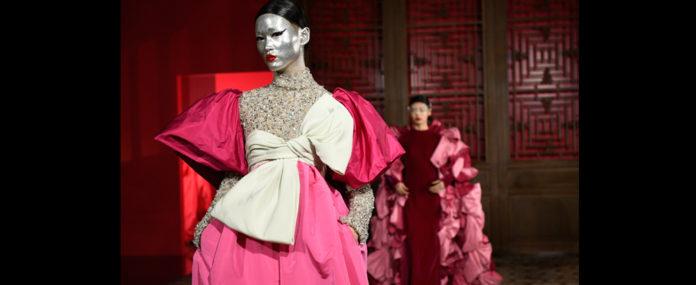 Valentino Haute Couture Beijing - Prestige Magazine
